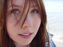 Mujer joven 2 Fotos de archivo libres de regalías