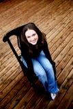 Mujer joven #4 Foto de archivo