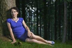 Mujer joven 15 Imagen de archivo libre de regalías