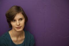 Mujer joven 15 Foto de archivo libre de regalías