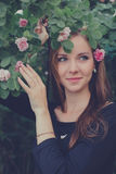 Mujer joven 15 Foto de archivo