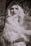 Mujer joven 15 fotografía de archivo libre de regalías