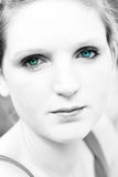 Mujer joven Fotografía de archivo libre de regalías
