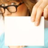 Mujer joven Imágenes de archivo libres de regalías