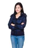 Mujer joven asiática imágenes de archivo libres de regalías
