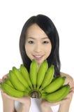 Mujer joven de Asia Imagen de archivo