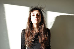 Mujer joven de la manera Fotos de archivo libres de regalías