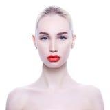 Mujer joven de moda fotos de archivo libres de regalías