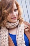 Mujer joven de moda hermosa Imágenes de archivo libres de regalías