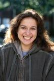 Mujer joven feliz imágenes de archivo libres de regalías