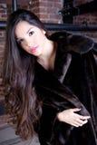Mujer joven hermosa Fotos de archivo libres de regalías