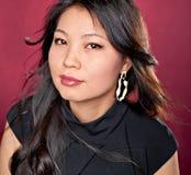 Mujer joven hermosa Fotografía de archivo libre de regalías