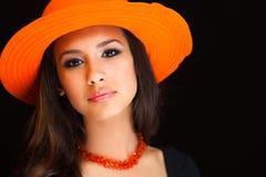 Mujer joven hermosa Imagenes de archivo