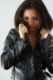 Mujer joven hermosa (muchacha) fotografía de archivo libre de regalías
