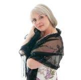 Mujer madura Imagen de archivo libre de regalías