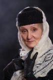Mujer madura Fotografía de archivo libre de regalías