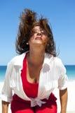 Mujer madura atractiva fotos de archivo libres de regalías