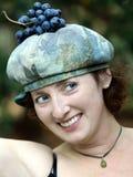 Mujer madura feliz fotografía de archivo libre de regalías