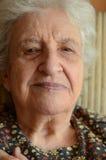 Mujer mayor Fotos de archivo