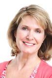 Mujer mayor. imagen de archivo libre de regalías