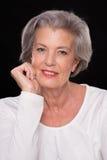 Mujer mayor Imagen de archivo libre de regalías