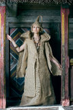 Mujer medieval Imagenes de archivo