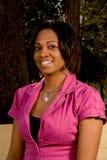 Mujer negra Imagen de archivo libre de regalías