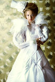 Mujer real Imagen de archivo libre de regalías