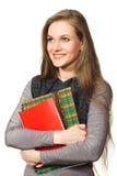 Mujer rubia joven Foto de archivo libre de regalías