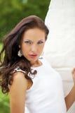 Mujer rubia joven imágenes de archivo libres de regalías