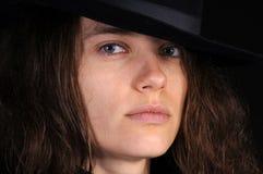 Mujer rusa hermosa Imagen de archivo libre de regalías