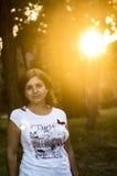 Mujer sana Fotografía de archivo