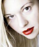 Mujer sensual Foto de archivo libre de regalías