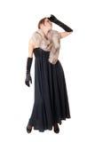 Mujer sensual delgada Imagen de archivo libre de regalías