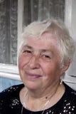 Mujer sonriente. imágenes de archivo libres de regalías