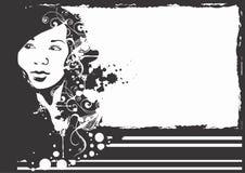 Mujer sucia libre illustration