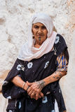 Mujer tribal Imagenes de archivo