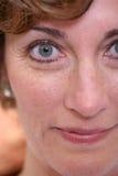 Mujer triguena atractiva Imágenes de archivo libres de regalías