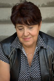 Mujer triste Imágenes de archivo libres de regalías