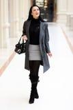 Mujer urbana imagenes de archivo