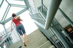Mujer urbana Foto de archivo libre de regalías
