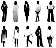 Mujeres Fotos de archivo libres de regalías