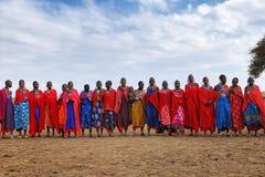Mujeres africanas Fotos de archivo libres de regalías
