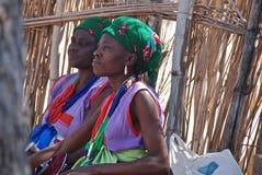 Mujeres africanas imagen de archivo libre de regalías