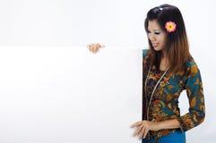 Mujeres asiáticas Foto de archivo libre de regalías
