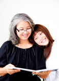 Mujeres asiáticas Imagenes de archivo