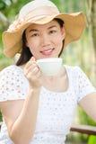 Mujeres asiáticas Imagen de archivo libre de regalías