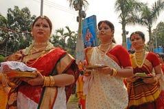Mujeres bengalíes Imagen de archivo
