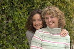 Mujeres bonitas Imagen de archivo libre de regalías