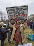Mujeres de Hartford marzo de 2019 imágenes de archivo libres de regalías